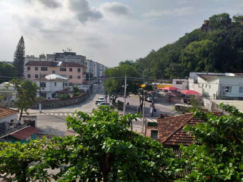 20 - VISTA DO IMÓVEL. - Apartamento Engenho Novo,Rio de Janeiro,RJ À Venda,2 Quartos,60m² - MEAP20955 - 5