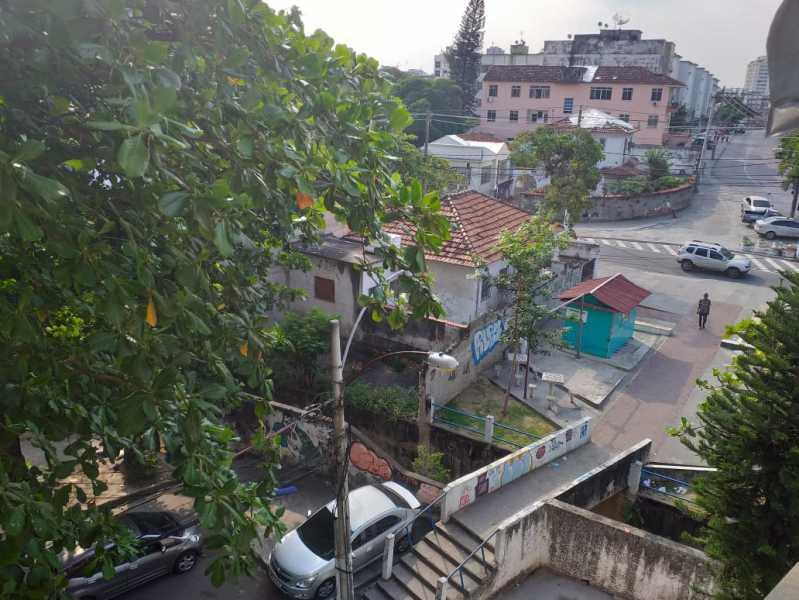21 - VISTA DO IMÓVEL. - Apartamento Engenho Novo,Rio de Janeiro,RJ À Venda,2 Quartos,60m² - MEAP20955 - 22