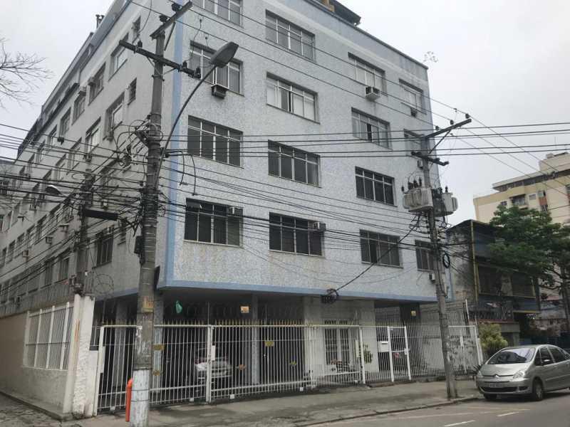 pedro de carvalho - Apartamento Méier, Rio de Janeiro, RJ À Venda, 1 Quarto, 46m² - MEAP10149 - 1