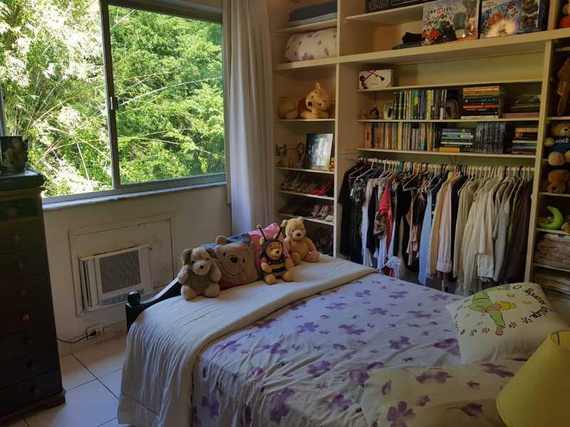 4 - QUARTO 1. - Apartamento Botafogo,Rio de Janeiro,RJ À Venda,2 Quartos,69m² - MEAP20956 - 6