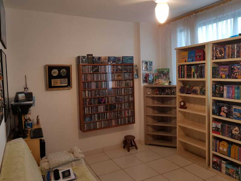 7 - QUARTO 2. - Apartamento Botafogo,Rio de Janeiro,RJ À Venda,2 Quartos,69m² - MEAP20956 - 8