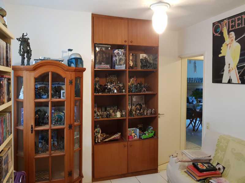 8 - QUARTO 2. - Apartamento Botafogo,Rio de Janeiro,RJ À Venda,2 Quartos,69m² - MEAP20956 - 9
