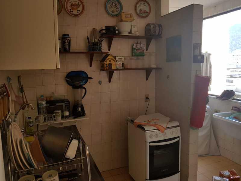 9 - COZINHA. - Apartamento Botafogo,Rio de Janeiro,RJ À Venda,2 Quartos,69m² - MEAP20956 - 10