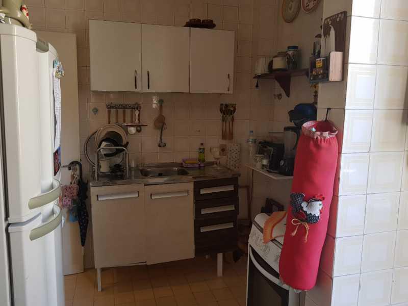 10 - COZINHA. - Apartamento Botafogo,Rio de Janeiro,RJ À Venda,2 Quartos,69m² - MEAP20956 - 11