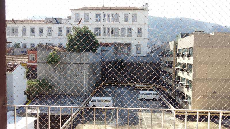 1 - Varanda - Apartamento 2 quartos à venda Vila Isabel, Rio de Janeiro - R$ 430.000 - MEAP20958 - 4