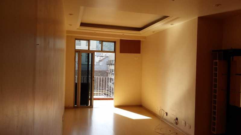 2- Sala - Apartamento 2 quartos à venda Vila Isabel, Rio de Janeiro - R$ 430.000 - MEAP20958 - 1