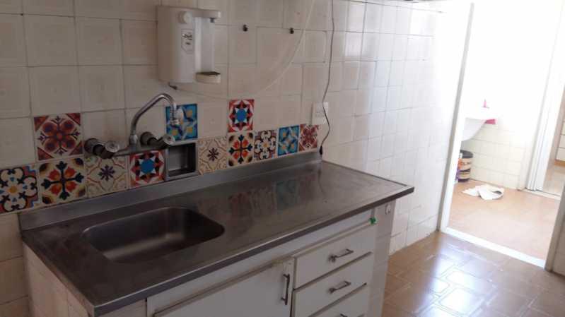 15 - Cozinha - Apartamento 2 quartos à venda Vila Isabel, Rio de Janeiro - R$ 430.000 - MEAP20958 - 16