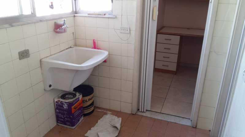 16 - Area Servico - Apartamento 2 quartos à venda Vila Isabel, Rio de Janeiro - R$ 430.000 - MEAP20958 - 17