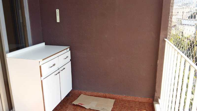 21 - Varanda - Apartamento 2 quartos à venda Vila Isabel, Rio de Janeiro - R$ 430.000 - MEAP20958 - 22