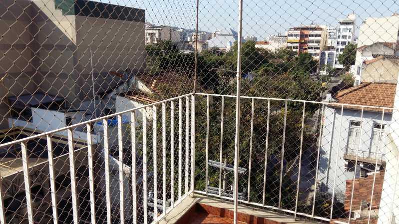 22 - Varanda - Apartamento 2 quartos à venda Vila Isabel, Rio de Janeiro - R$ 430.000 - MEAP20958 - 23