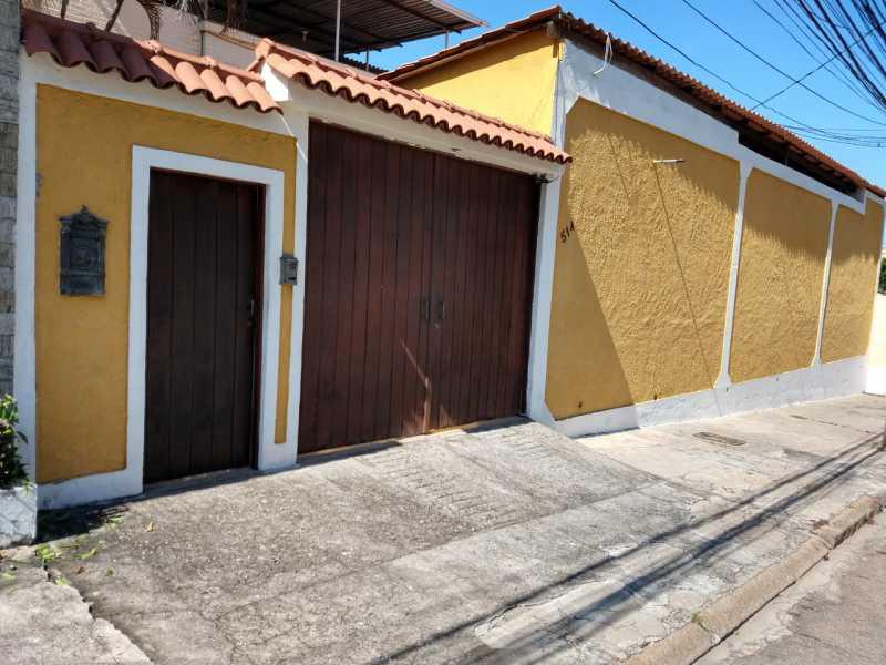 casa 1.1 - Casa 4 quartos à venda Tanque, Rio de Janeiro - R$ 930.000 - FRCA40014 - 1