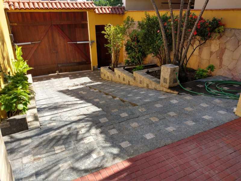 casa 1.2 - Casa 4 quartos à venda Tanque, Rio de Janeiro - R$ 930.000 - FRCA40014 - 3