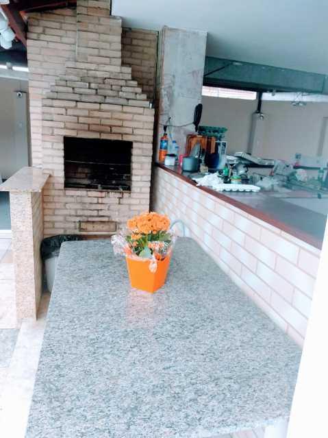 casa 2.5 - Casa 4 quartos à venda Tanque, Rio de Janeiro - R$ 930.000 - FRCA40014 - 9