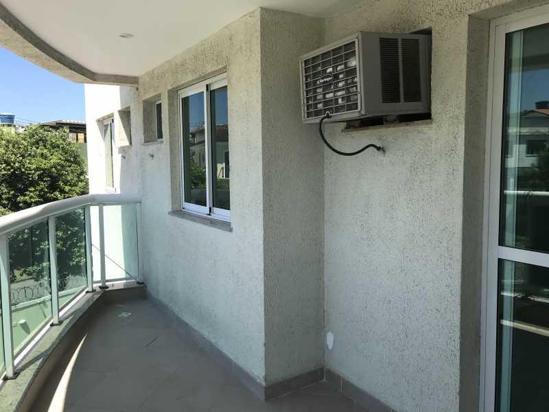 06 - Apartamento Pechincha,Rio de Janeiro,RJ Para Alugar,3 Quartos,81m² - FRAP30586 - 7
