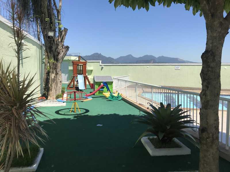 25 - Apartamento Pechincha,Rio de Janeiro,RJ Para Alugar,3 Quartos,81m² - FRAP30586 - 26