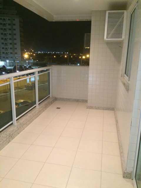 01 - Apartamento Barra da Tijuca, Rio de Janeiro, RJ À Venda, 3 Quartos, 72m² - FRAP30592 - 1