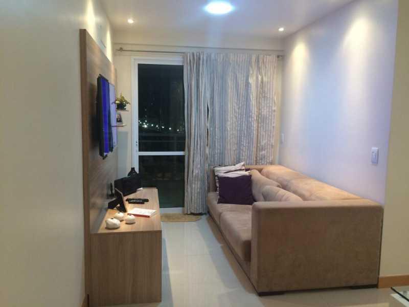 03 - Apartamento Barra da Tijuca, Rio de Janeiro, RJ À Venda, 3 Quartos, 72m² - FRAP30592 - 4