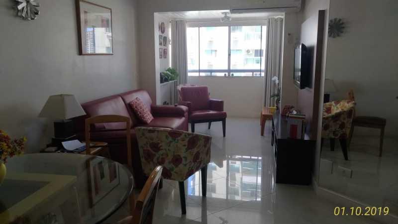 02 - Apartamento Barra da Tijuca,Rio de Janeiro,RJ À Venda,2 Quartos,74m² - FRAP21455 - 3