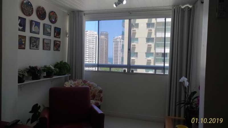 04 - Apartamento Barra da Tijuca,Rio de Janeiro,RJ À Venda,2 Quartos,74m² - FRAP21455 - 5