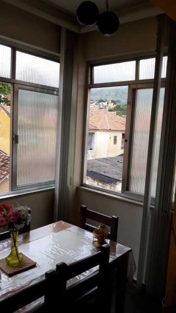 2 - SALA. - Apartamento 2 quartos à venda Engenho de Dentro, Rio de Janeiro - R$ 250.000 - MEAP20963 - 4