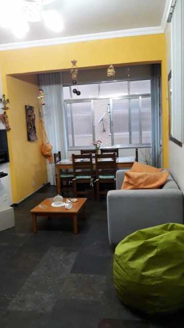 4 - SALA. - Apartamento 2 quartos à venda Engenho de Dentro, Rio de Janeiro - R$ 250.000 - MEAP20963 - 1