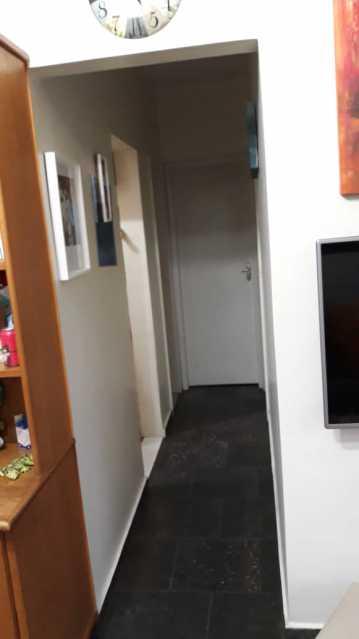 11 - CIRCULAÇÃO. - Apartamento 2 quartos à venda Engenho de Dentro, Rio de Janeiro - R$ 250.000 - MEAP20963 - 12
