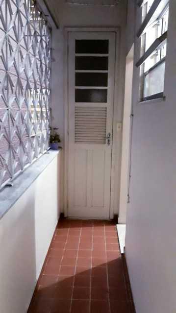 13 - ÁREA DE SERVIÇO. - Apartamento 2 quartos à venda Engenho de Dentro, Rio de Janeiro - R$ 250.000 - MEAP20963 - 14