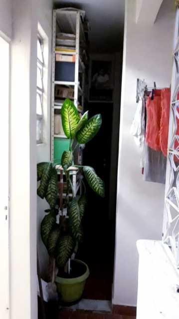 14 - ÁREA DE SERVIÇO. - Apartamento 2 quartos à venda Engenho de Dentro, Rio de Janeiro - R$ 250.000 - MEAP20963 - 15