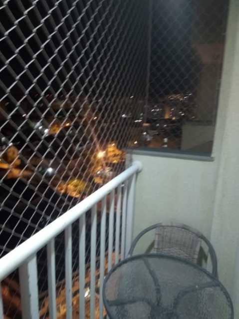1 - VARANDA. - Apartamento 2 quartos à venda Méier, Rio de Janeiro - R$ 265.000 - MEAP20964 - 3