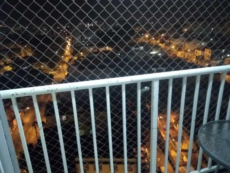 2 - VARANDA. - Apartamento 2 quartos à venda Méier, Rio de Janeiro - R$ 265.000 - MEAP20964 - 4