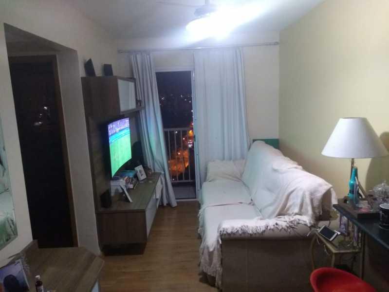 6 - SALA. - Apartamento 2 quartos à venda Méier, Rio de Janeiro - R$ 265.000 - MEAP20964 - 7