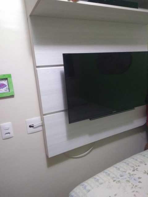 7 - QUARTO 1. - Apartamento 2 quartos à venda Méier, Rio de Janeiro - R$ 265.000 - MEAP20964 - 8