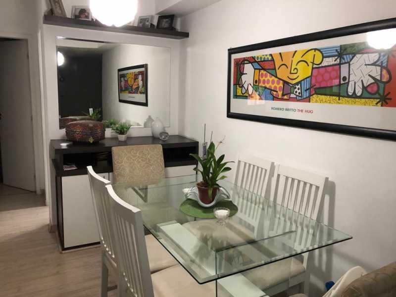 2 - SALA. - Apartamento À Venda - Cachambi - Rio de Janeiro - RJ - MEAP20965 - 4