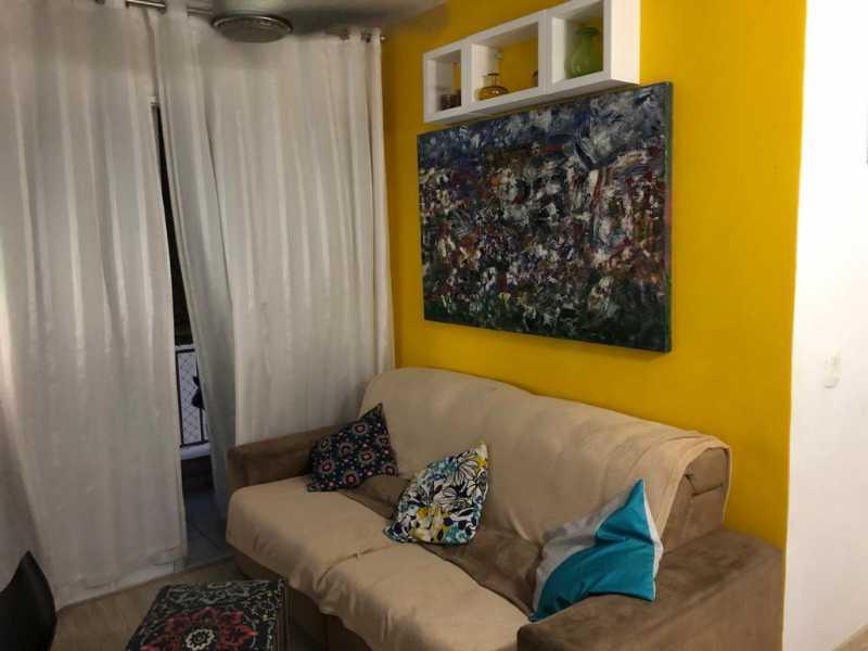 6 - SALA. - Apartamento À Venda - Cachambi - Rio de Janeiro - RJ - MEAP20965 - 7