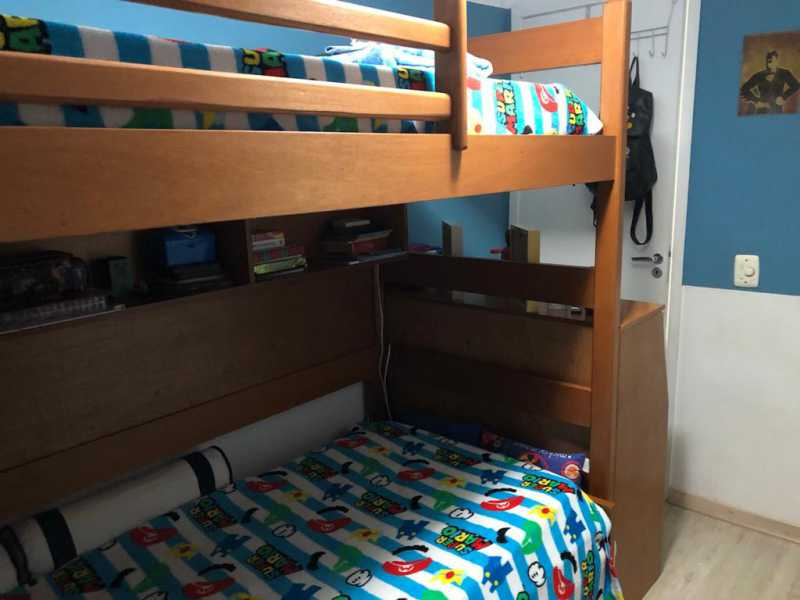 11 - QUARTO 1. - Apartamento À Venda - Cachambi - Rio de Janeiro - RJ - MEAP20965 - 11