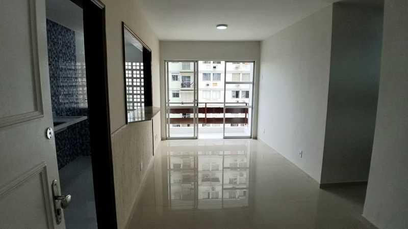 3 - SALA. - Apartamento 2 quartos à venda Itanhangá, Rio de Janeiro - R$ 190.000 - FRAP21468 - 4