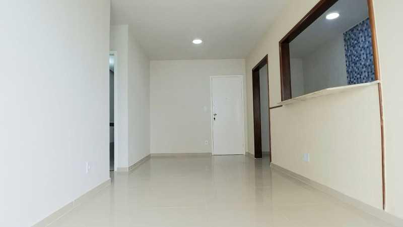 4 - SALA. - Apartamento 2 quartos à venda Itanhangá, Rio de Janeiro - R$ 190.000 - FRAP21468 - 5
