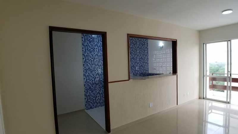 5 - SALA. - Apartamento 2 quartos à venda Itanhangá, Rio de Janeiro - R$ 190.000 - FRAP21468 - 6