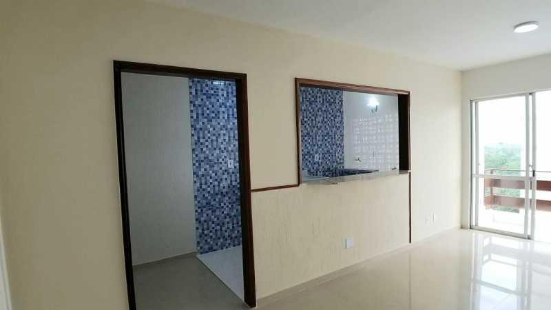 6 - SALA. - Apartamento 2 quartos à venda Itanhangá, Rio de Janeiro - R$ 190.000 - FRAP21468 - 7