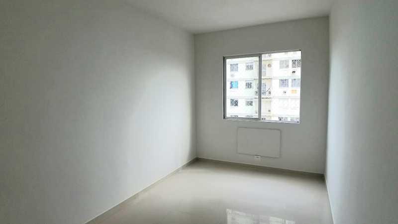 9 - QUARTO 1. - Apartamento 2 quartos à venda Itanhangá, Rio de Janeiro - R$ 190.000 - FRAP21468 - 10