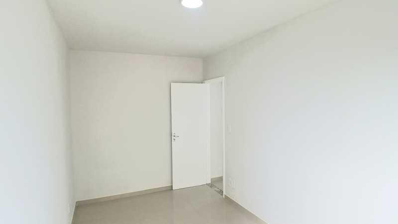13 - QUARTO 2. - Apartamento 2 quartos à venda Itanhangá, Rio de Janeiro - R$ 190.000 - FRAP21468 - 14