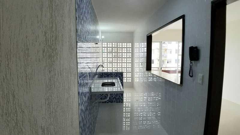 16 - COZINHA. - Apartamento 2 quartos à venda Itanhangá, Rio de Janeiro - R$ 190.000 - FRAP21468 - 17