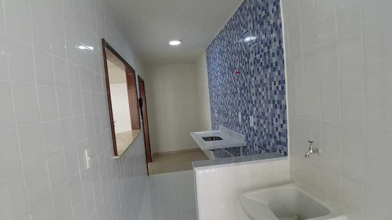 17 - COZINHA E ÁREA DE SERVI? - Apartamento 2 quartos à venda Itanhangá, Rio de Janeiro - R$ 190.000 - FRAP21468 - 18