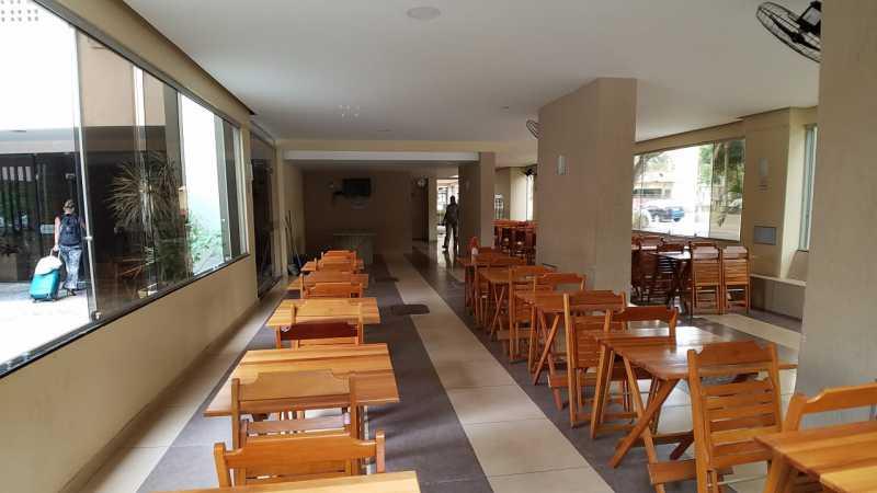 18 - SALÃO DE FESTAS. - Apartamento 2 quartos à venda Itanhangá, Rio de Janeiro - R$ 190.000 - FRAP21468 - 19