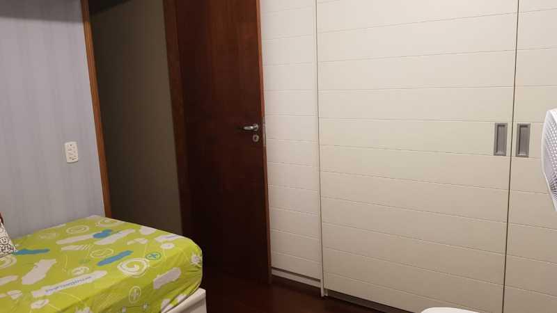 10 - QUARTO 1. - Apartamento Grajaú,Rio de Janeiro,RJ À Venda,2 Quartos,104m² - MEAP20973 - 11