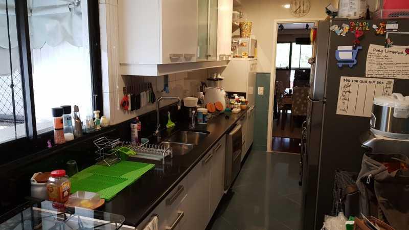 19 - COZINHA. - Apartamento Grajaú,Rio de Janeiro,RJ À Venda,2 Quartos,104m² - MEAP20973 - 20