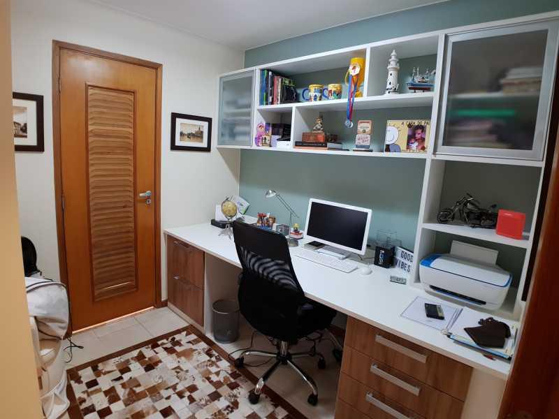 10 - QUARTO 2. - Apartamento Recreio dos Bandeirantes,Rio de Janeiro,RJ À Venda,3 Quartos,98m² - FRAP30602 - 11