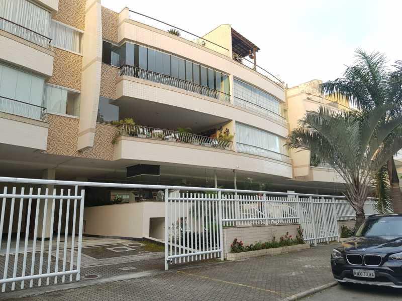 19 - CONDOMÍNIO. - Apartamento Recreio dos Bandeirantes,Rio de Janeiro,RJ À Venda,3 Quartos,98m² - FRAP30602 - 20