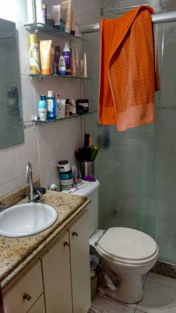 1 Banheiro Suite. - Casa em Condomínio 3 quartos à venda Pechincha, Rio de Janeiro - R$ 530.000 - FRCN30172 - 11