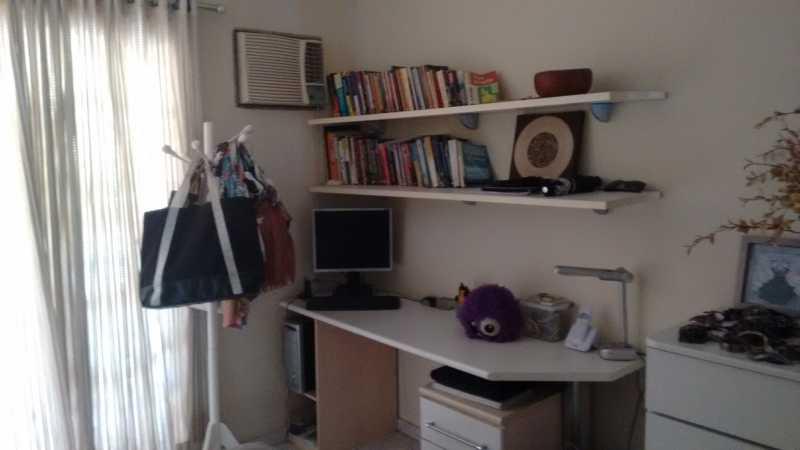 1 Quarto Suite Escritorio. - Casa em Condomínio 3 quartos à venda Pechincha, Rio de Janeiro - R$ 530.000 - FRCN30172 - 8